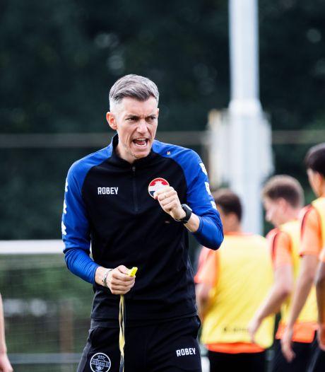Willem Weijs, trainer van Willem II Onder 21: 'Ze moeten de noodzaak van het presteren voelen'