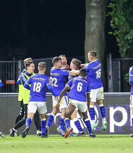 FC Den Bosch wil tegen Jong Ajax het goede gevoel vasthouden