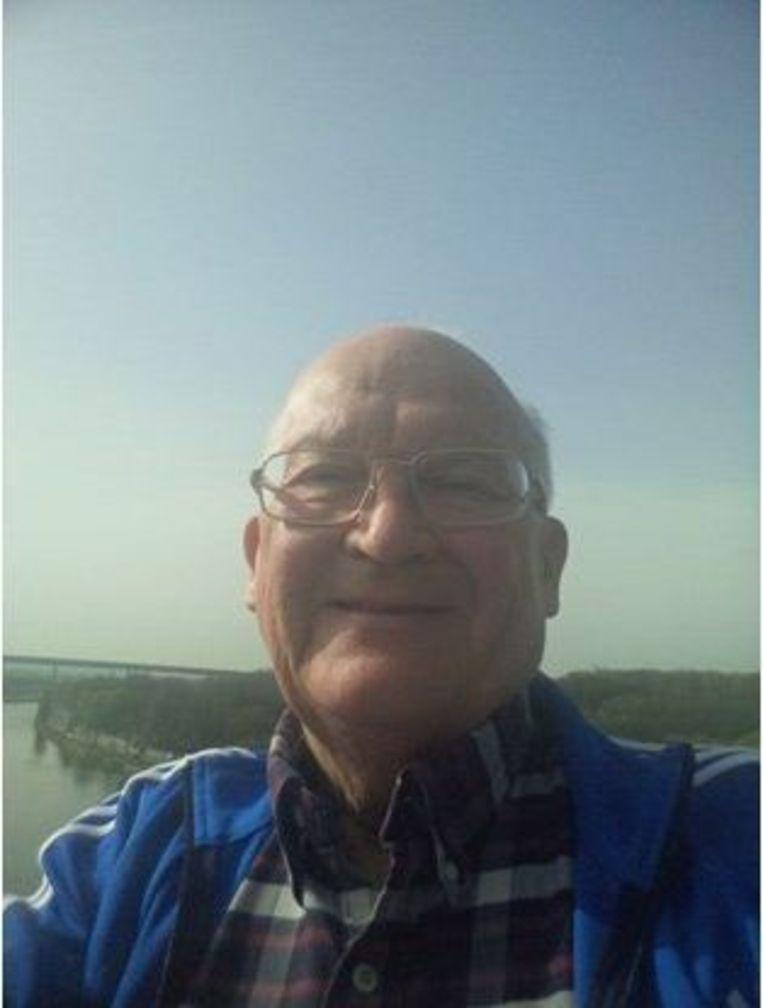 De selfie van Dehaene. Beeld kos