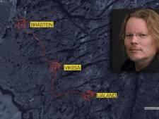 Telefoon Arjen Kamphuis maakte contact met drie masten
