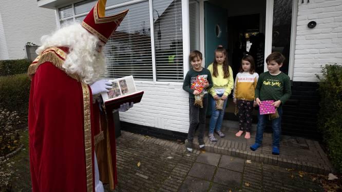 Sinterklaas komt dit jaar niet met de boot naar Eindhoven, hij verwelkomt kinderen in Stadhuis