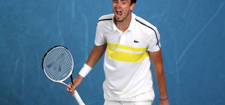 Medvedev déroule face à Tsitsipas et rejoint Djokovic en finale à Melbourne
