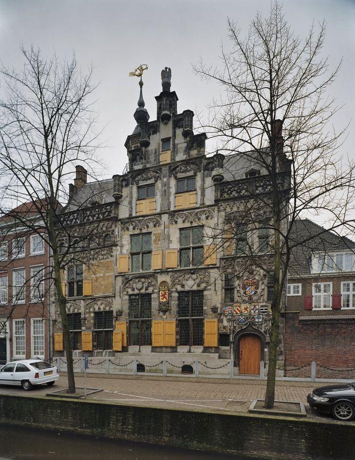 Het Gemeenlandhuis wordt maandag heropend.