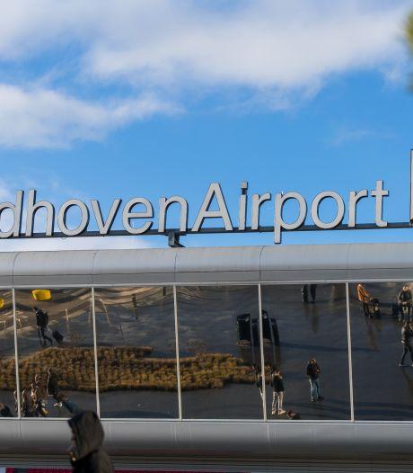 Verdachte die werd gezocht voor meerdere inbraken opgepakt op Eindhoven Airport