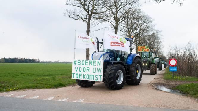 """Boeren vragen aandacht voor hun toekomst: """"We willen meer zekerheid om te ondernemen"""""""