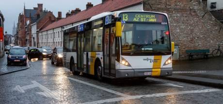 Werken Vlamingstraat en Sint-Jorisstraat gaan volgende fase in: nieuwe omleidingen