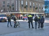 Twee arrestaties in centrum Eindhoven: 'Gelukkig bleef het rustig'