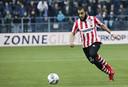Soufyan Ahannach, hier in zijn tijd bij Sparta, haakt volgende week aan bij FC Den Bosch.