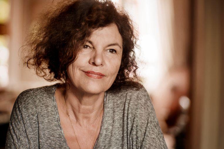 Hilde Van Mieghem: ''Veel mensen lijken het moeilijk te hebben met iemand die meer dan één ding kan en doet. En nu begin ik nog te schrijven ook.' Beeld Eric de Mildt