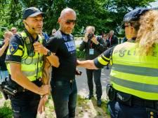Alle 37 arrestanten die gisteren zijn aangehouden bij verboden demonstratie weer op vrije voeten