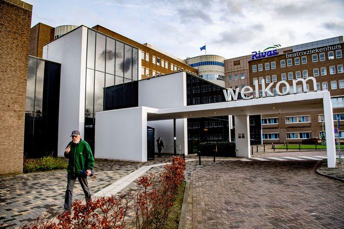 Het Beatrixziekenhuis in Gorinchem.