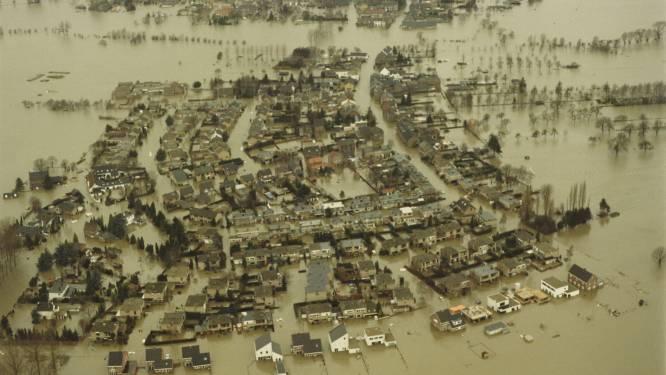 Waarom overstroomde in 1993 de Maas, maar nu Valkenburg?