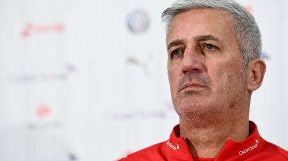 """Zwitserse bondscoach Petkovic vreest België niet: """"Tegen grote landen altijd goed"""""""
