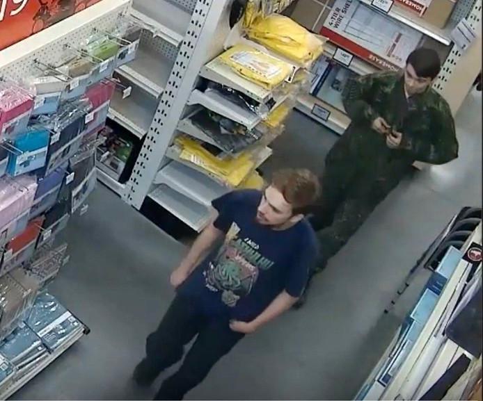 Les suspects identifiés par des caméras de surveillance le 27 juillet dernier