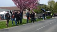 Supportersclub Jürgen Roelandts present langs parcours Parijs-Roubaix