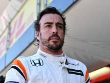 Alonso amper blij met eerste WK-punten