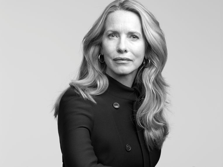Laurene Powell Jobs. Beeld CRAIG MCDEAN / NYT
