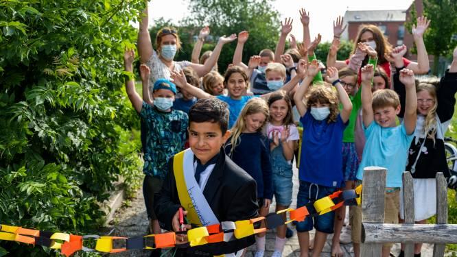 GO!Leefschool bouwt met Leefdorp eigen mini-maatschappij