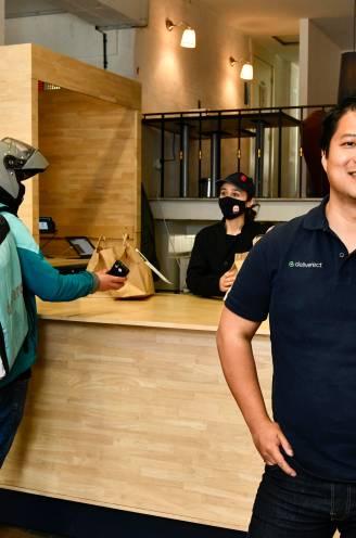 """PORTRET. Heel de wereld gebruikt de Gentse software van Zhong Xu (36) om eten te bestellen: """"We willen de Spotify van take-away worden"""""""