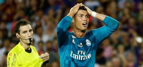 Vijf duels schorsing voor Ronaldo blijft staan: beroep afgewezen