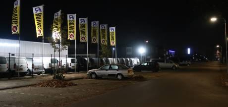 Taxichauffeur overvallen in Oss, niet gewond