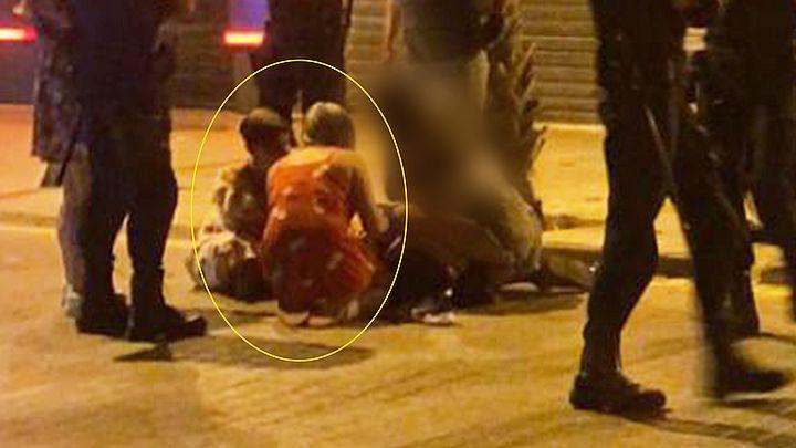 De politie is op zoek naar deze twee getuigen die eerste hulp verleenden aan Carlo