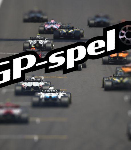 Laat zien dat je een F1-baas bent, speel nu mee met het GP-spel!