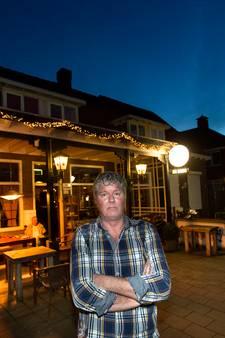 Deur van Café de Muis in Geldrop voor drie maanden gesloten