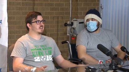 VIDEO. Amerikaan doneert nier aan broer