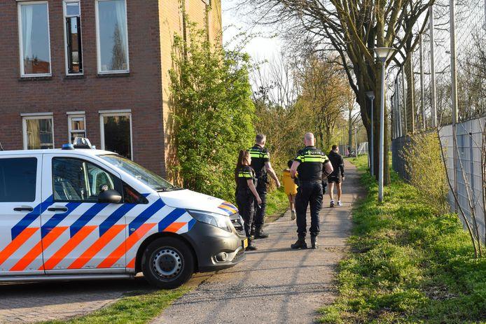 Gewonde na steekincident in de Utrechtse wijk Lunetten.