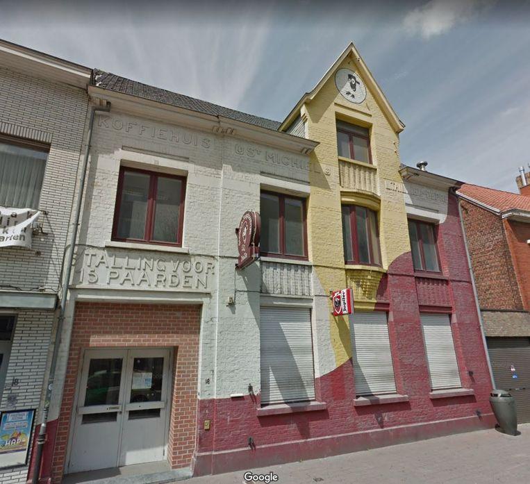 Jeugdhuis DieZie zat vroeger in dit pand in de Sint-Michielsstraat. Het gebouw is ondertussen verkocht door de stad.