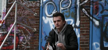 David (22) heeft van magie zijn werk gemaakt: 'Het is meer dan alleen shows geven'