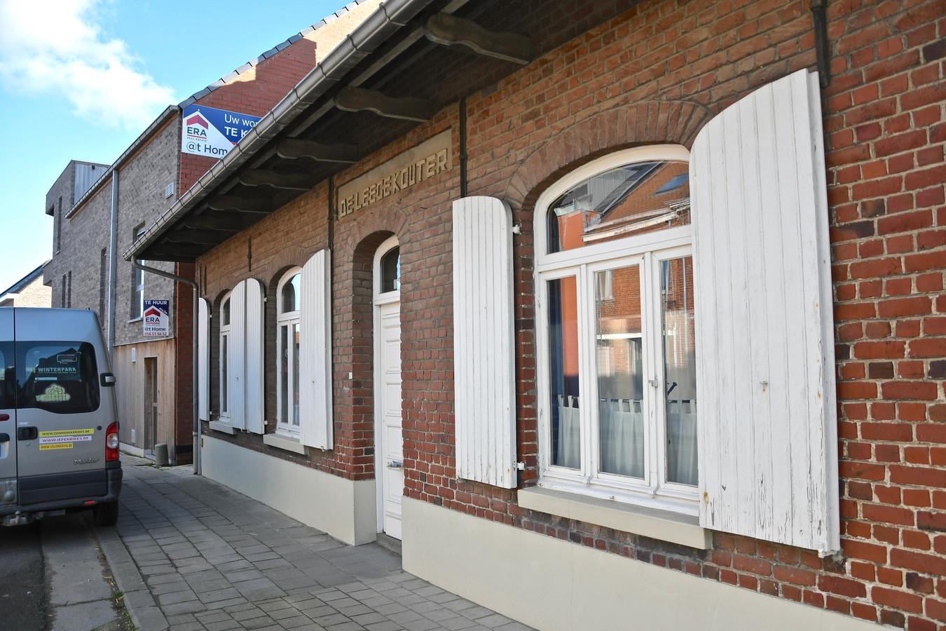 De buitenschoolse kinderopvang Bondgenootje in de Ieperstraat in Zonnebeke.
