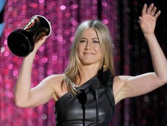 Jennifer Aniston uitgeroepen tot 'viezerik van het jaar'