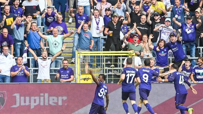 Anderlecht retrouve le sourire en infligeant une véritable correction à Malines