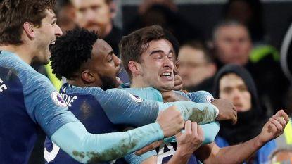 Tottenham dankt in extremis niet Harry Kane, maar wel Harry Winks