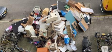 Huurders Vestia vrezen afvalberg en verloedering van wooncomplexen