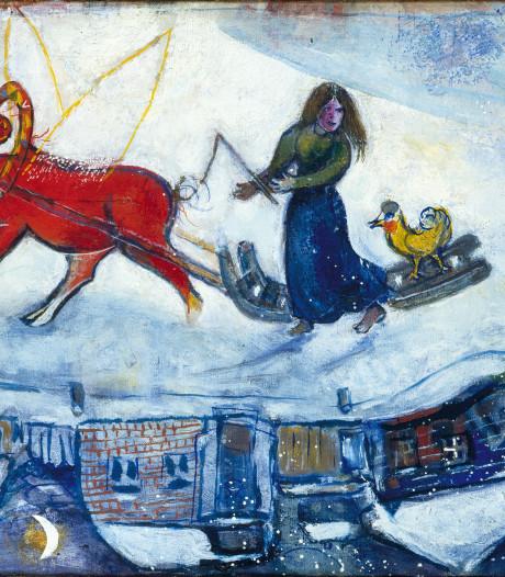 Picasso en Chagall zijn weer vrienden, in Münster