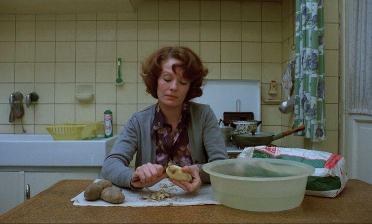 Jeanne Dielman, 23, Quai du Commerce, 1080 Bruxelles (1975). Beeld CINEMATEK