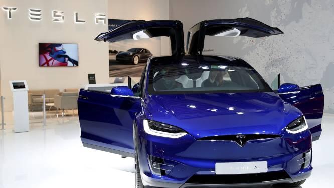 Tesla levert meer auto's af ondanks wereldwijde chiptekorten
