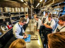 """REPORTAGE. Topchefs van morgen volgen drie jaar les in legendarisch driesterrenrestaurant: """"Deze hogeschoolopleiding helpt ons bij onze droom"""""""