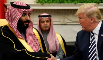Trump handhaaft goede betrekkingen met Saudi-Arabië