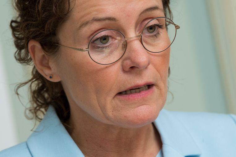 Vlaams minister van Energie Lydia Peeters.
