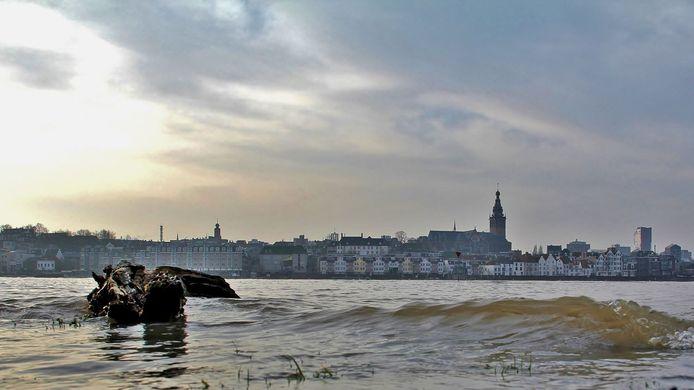 Jolanda van de Logt schoot dit prachtige plaatje in Lent, vlak bij Nijmegen.