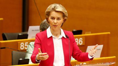 Europese Commissie presenteert herstelfonds van 750 miljard euro