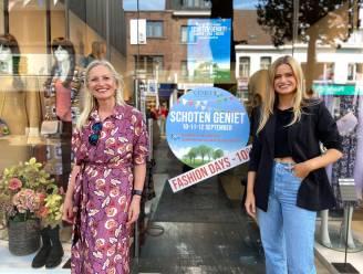 Modeshow, shopkortingen, culinair dorp en optredens: 'Schoten Geniet!' doet centrum bruisen