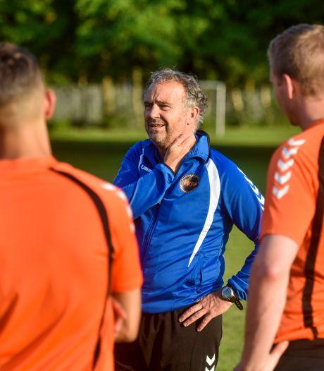 Oirschot Vooruit strikt Roland Schuermans als nieuwe trainer