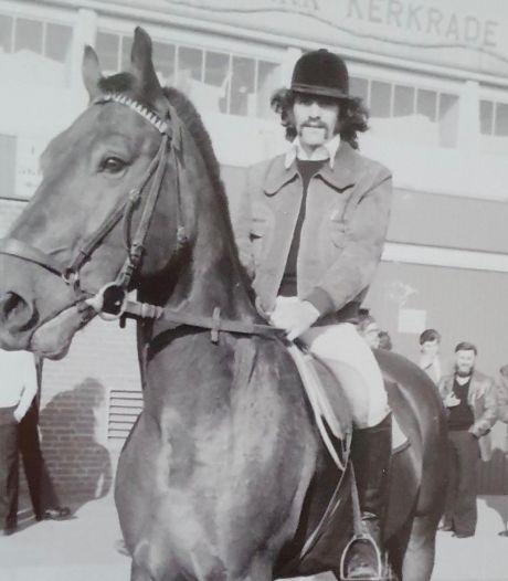 Deventenaar Poos maakt documentaire over voormalig Go Ahead-speler De Goede: 'Te paard naar stadion op autoloze zondag'