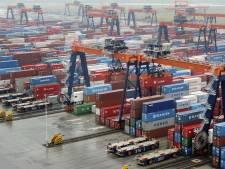 Storing containerterminals Rotterdam verholpen
