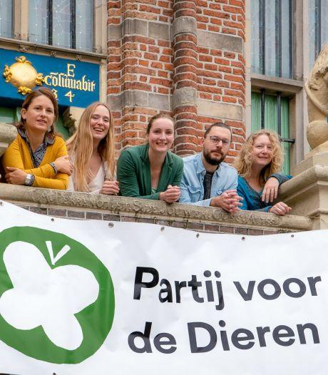 Partij voor de Dieren maakt debuut in Culemborg